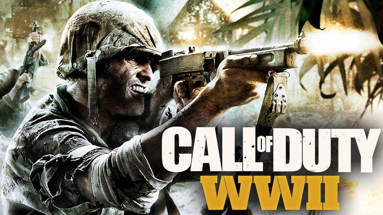 В новой Call of Duty: WWII будет карта из самой первой части