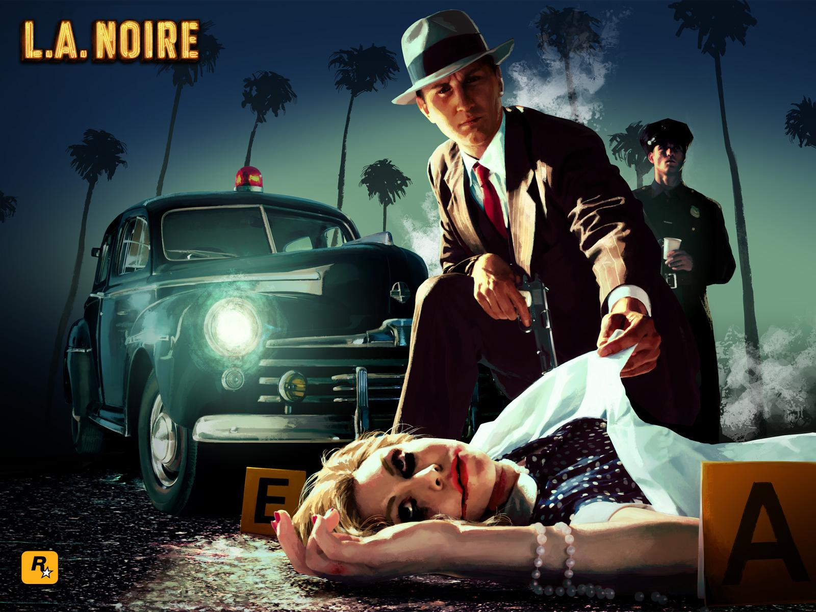 В сети появился трейлер переиздания L.A. Noire