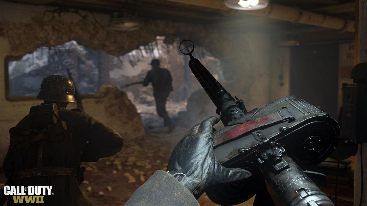 В сети появился забавный трейлер Call of Duty: WWII с живыми актерами и ностальгией по первым частям