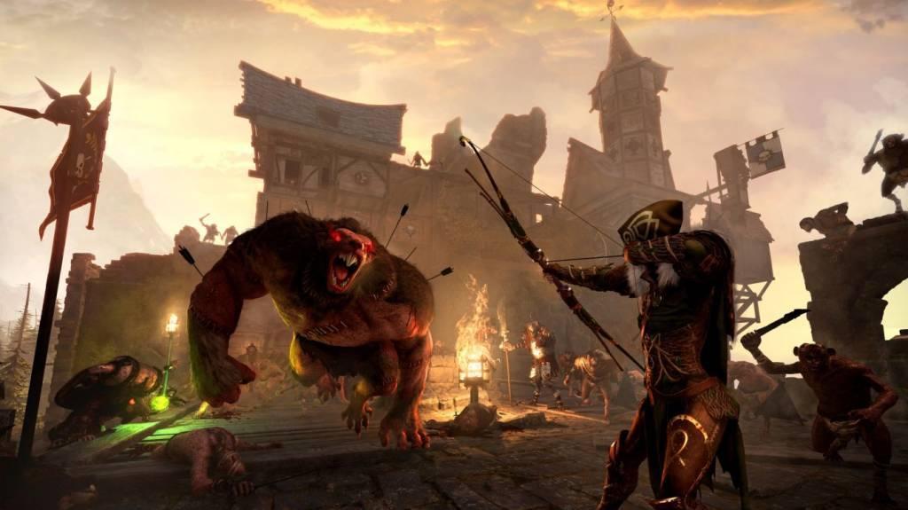 В Warhammer: End Times — Vermintide можно поиграть бесплатно