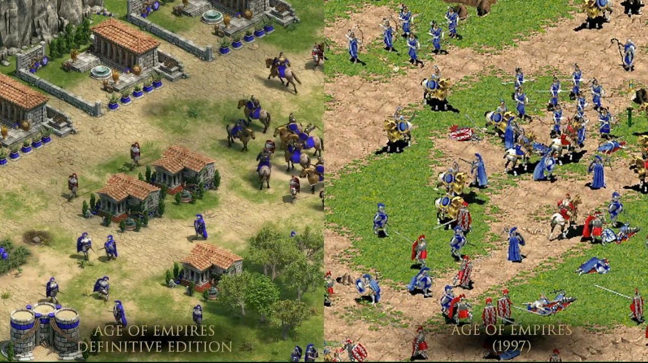 Всего за пару дней до релиза, продажи Age of Empires: Defenitive Edition перенесли на следующий год
