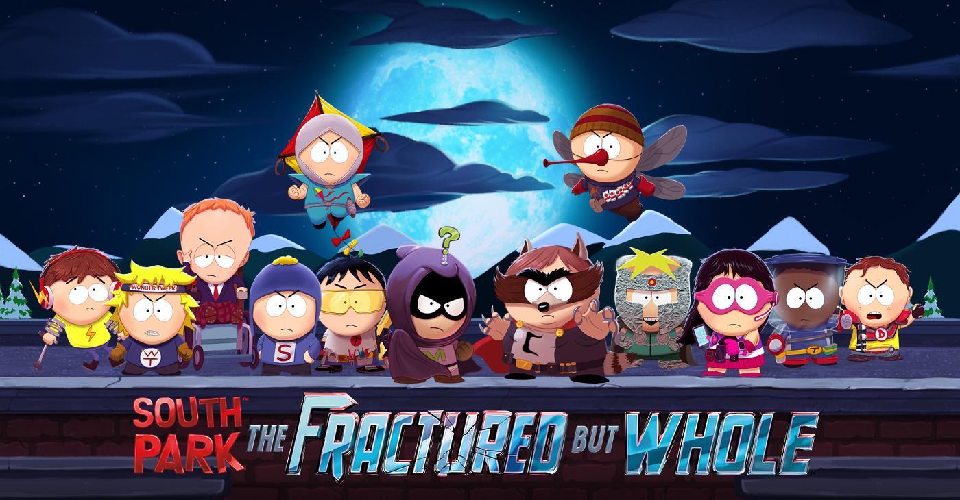 Вышел новой трейлер South Park: The Fractured But Whole