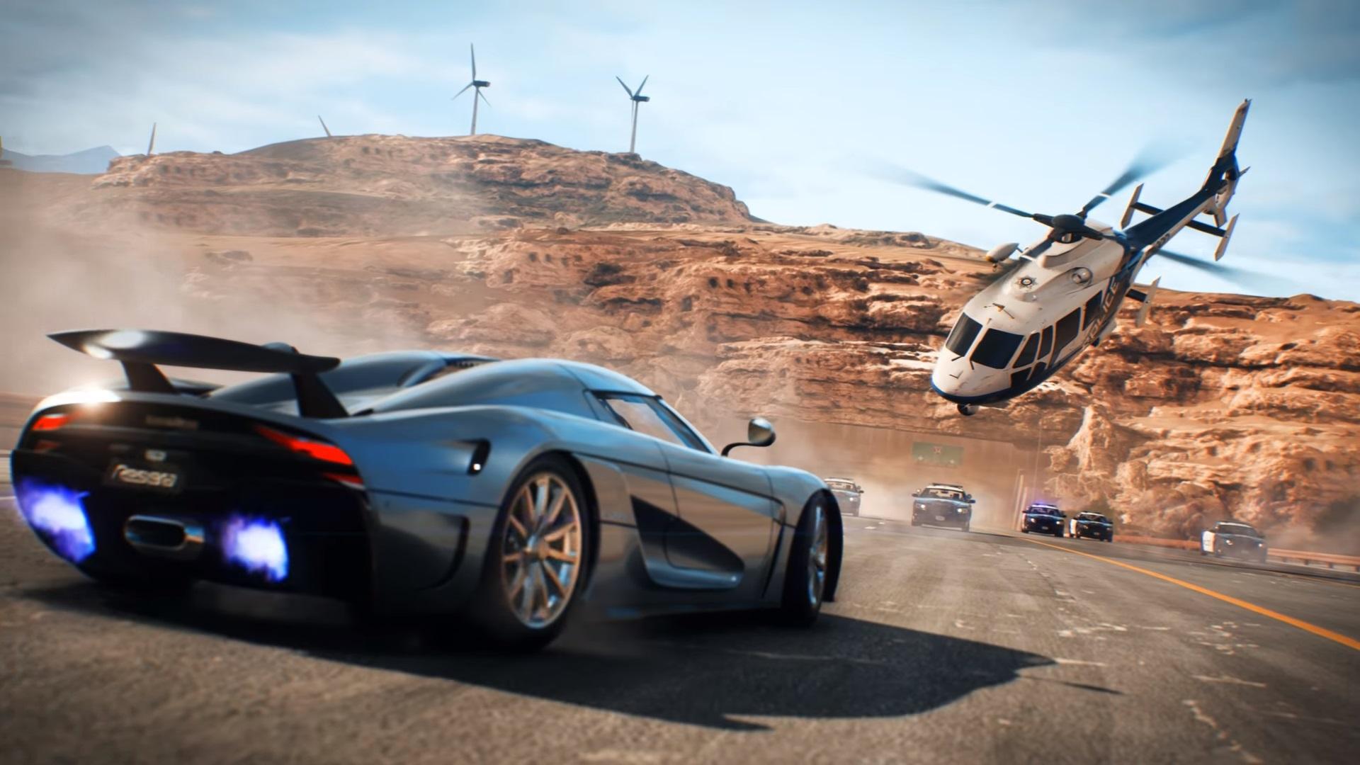 Вышел сюжетный трейлер Need for Speed: Payback