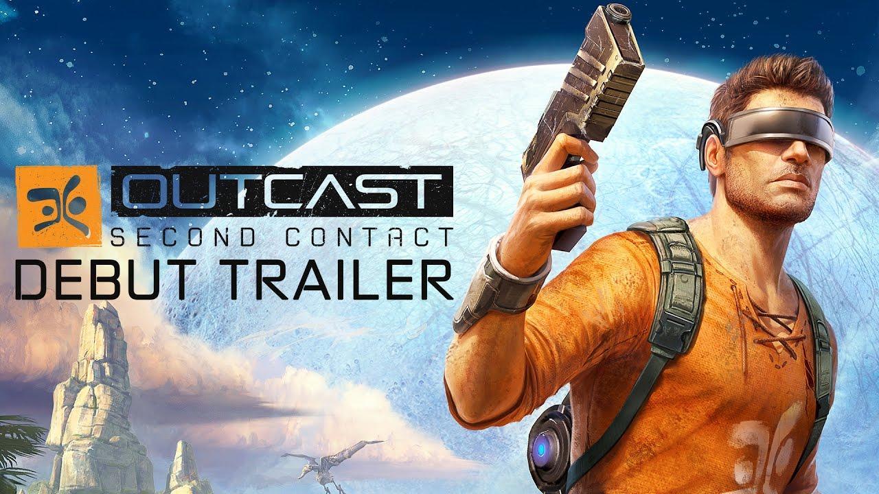 Вышел трейлер игры Outcast: Second Contact