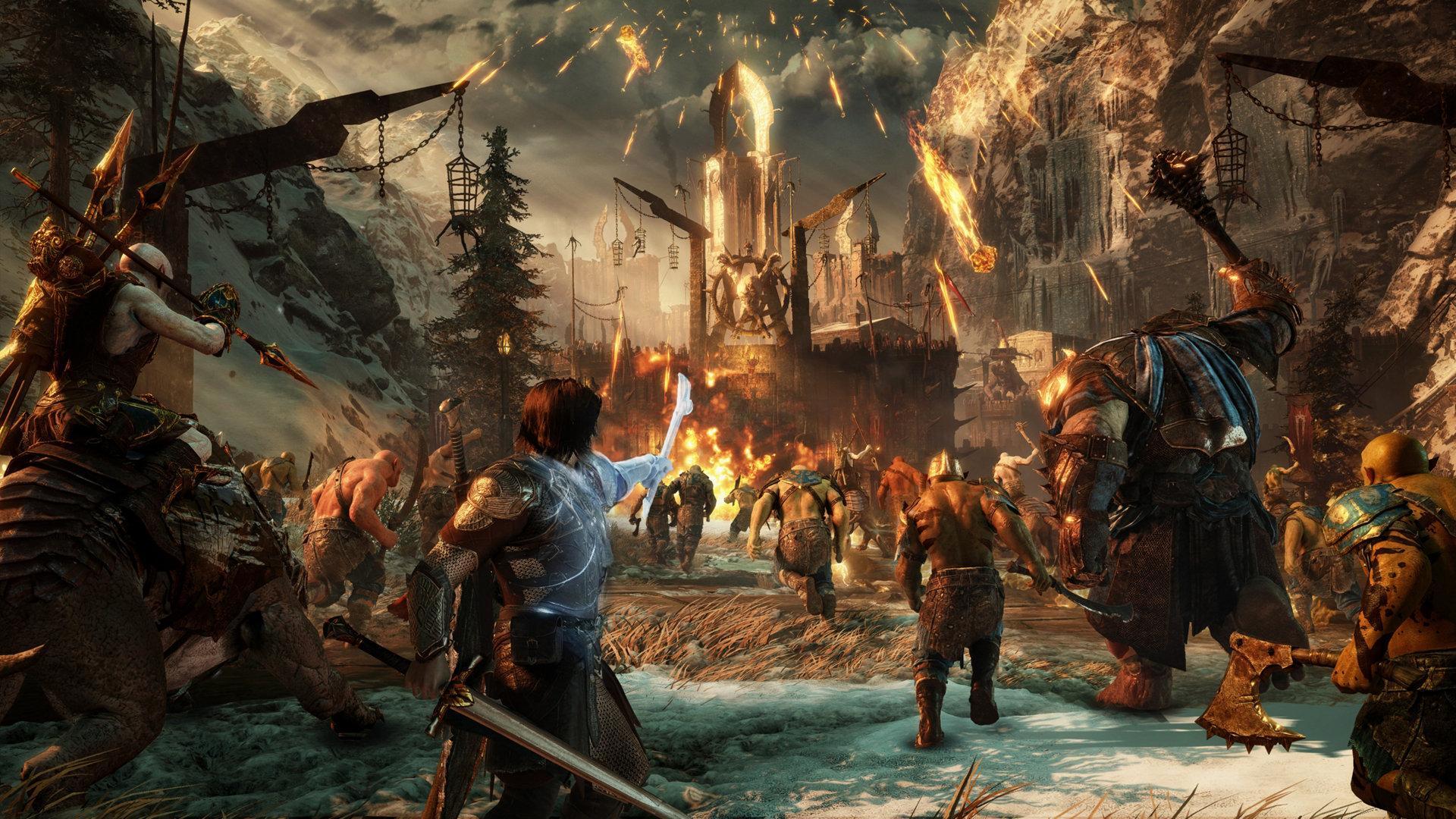 Высокие оценки Middle-earth: Shadow of War