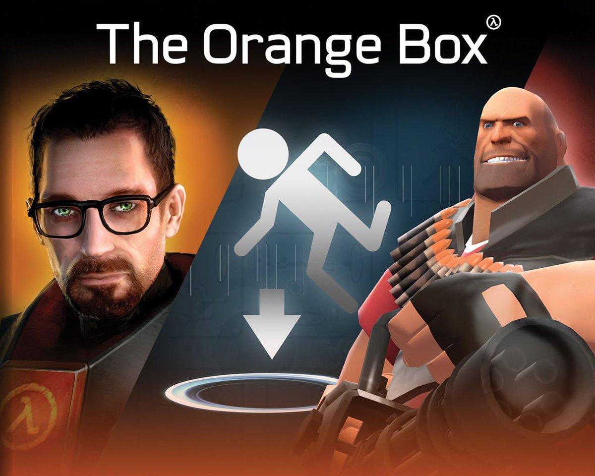 Юбилей релиза The Orange Box