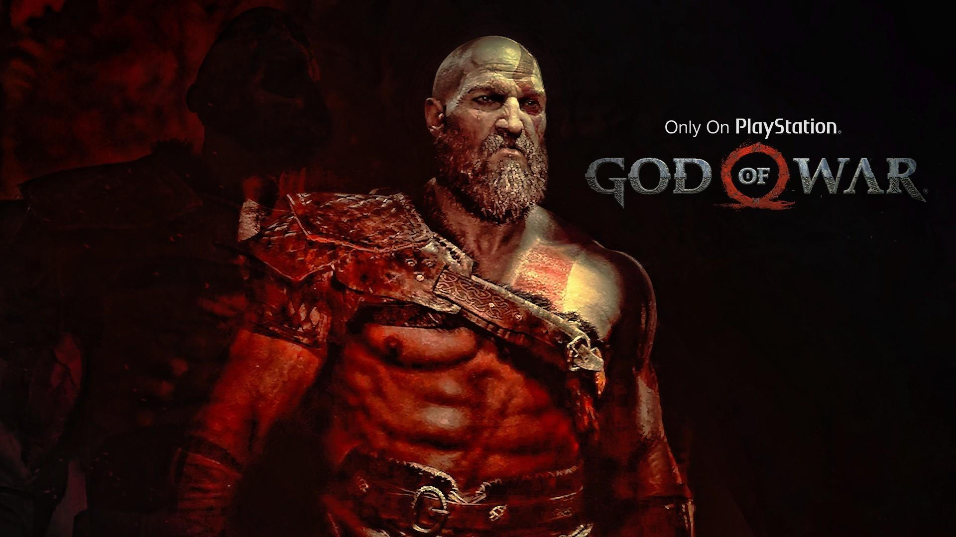 Жестокий трейлер новой God of War