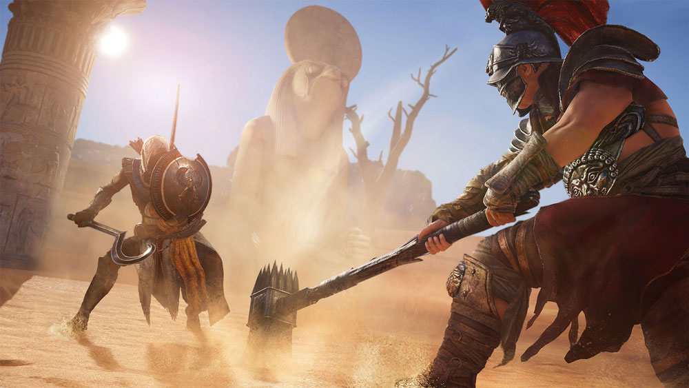 Что нас ждет в новой Assassin's Creed Origins?