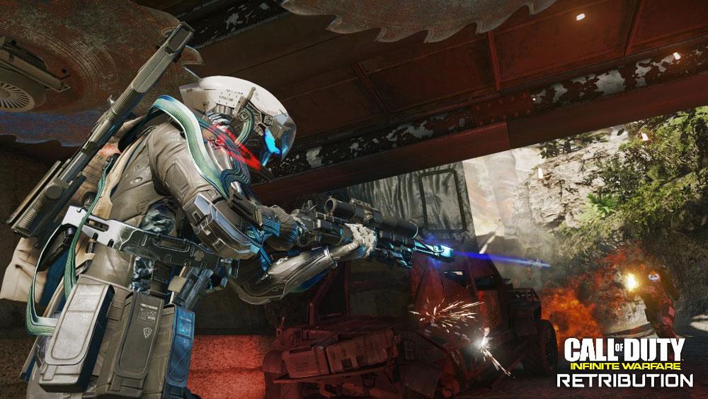 Call of Duty: Infinite Warfare Retribution выходит 12 сентября
