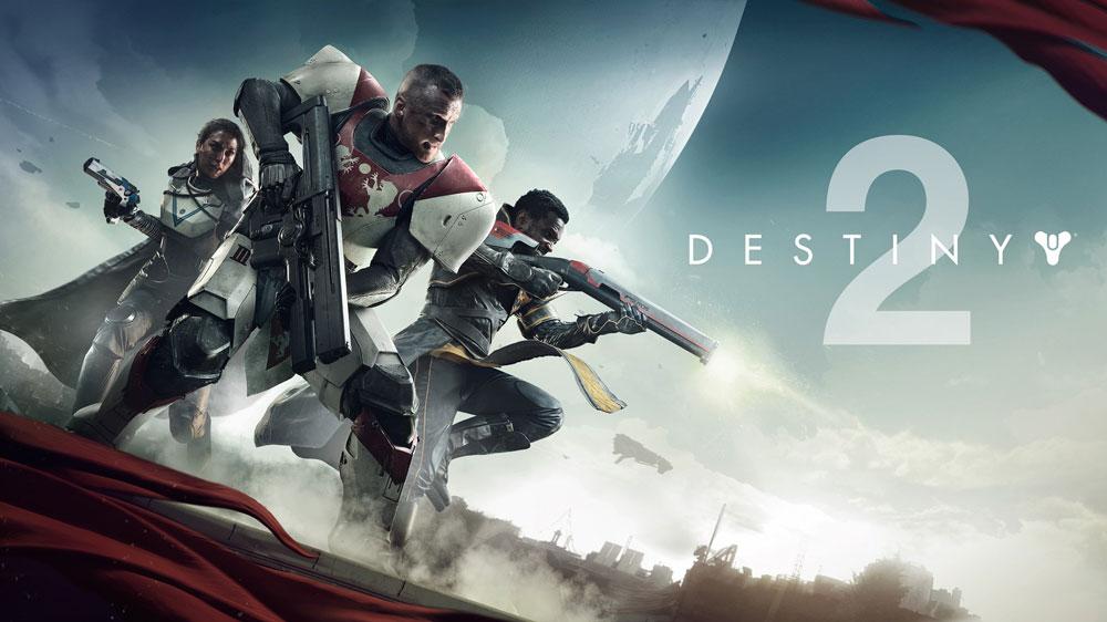 Последние новости о Destiny 2