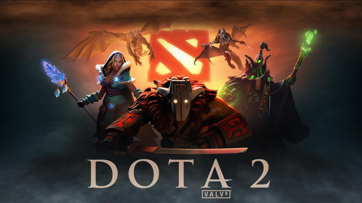 Dota 2 в Steam теряет популярность