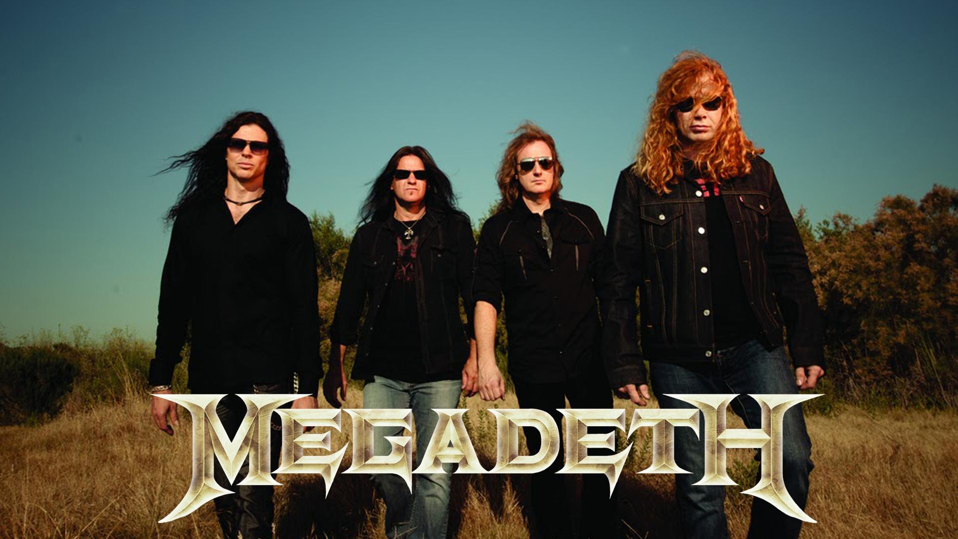 Megadeth собирается выпустить видеоигру