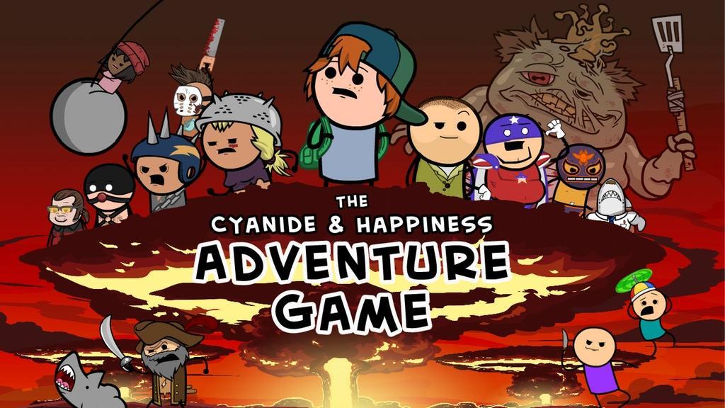 Мир скоро увидит игру по мотивам комиксов Cyanide & Happiness