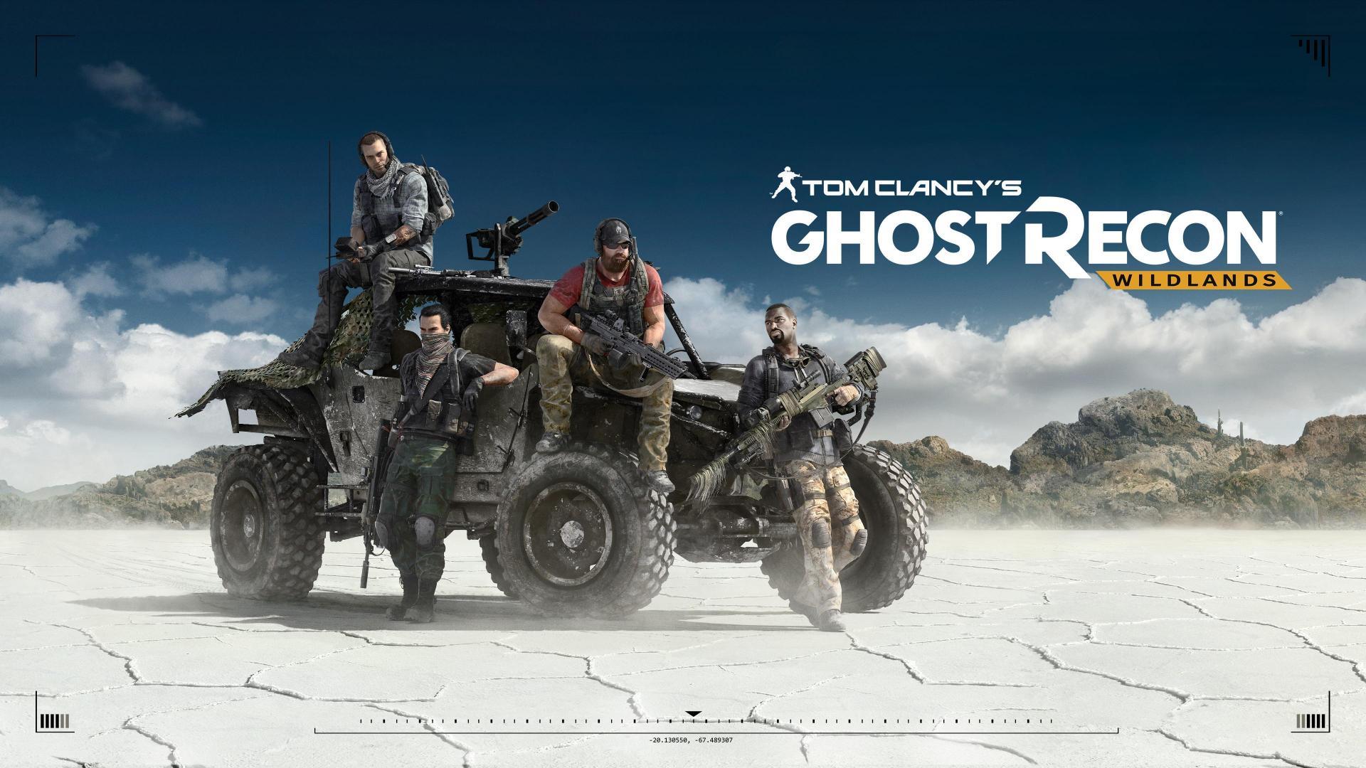 На грядущей недели будет возможность опробовать PvP режим в Ghost Recon Wildlands