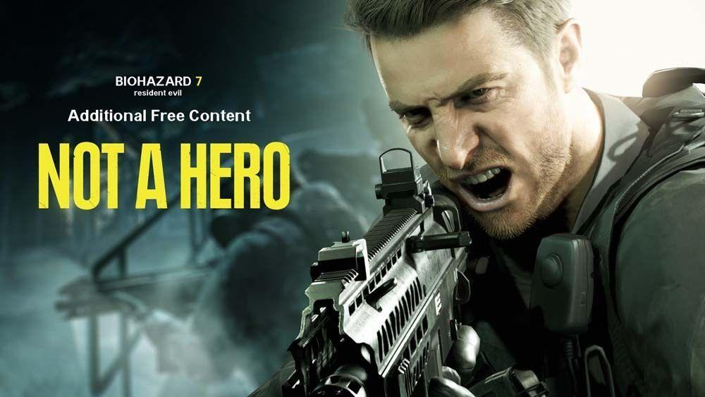 Новое видео геймплея DLC к Resident Evil 7
