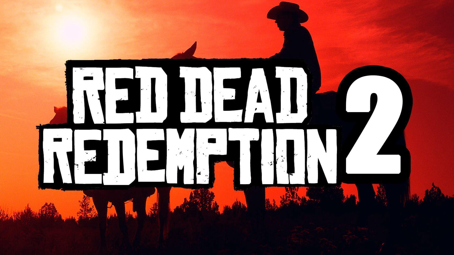 Новое видео к игре Red Dead Redemption 2 знакомит нас с главными героями