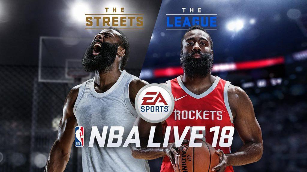Новые подробности об игре NBA Live 18 от Electronic Arts