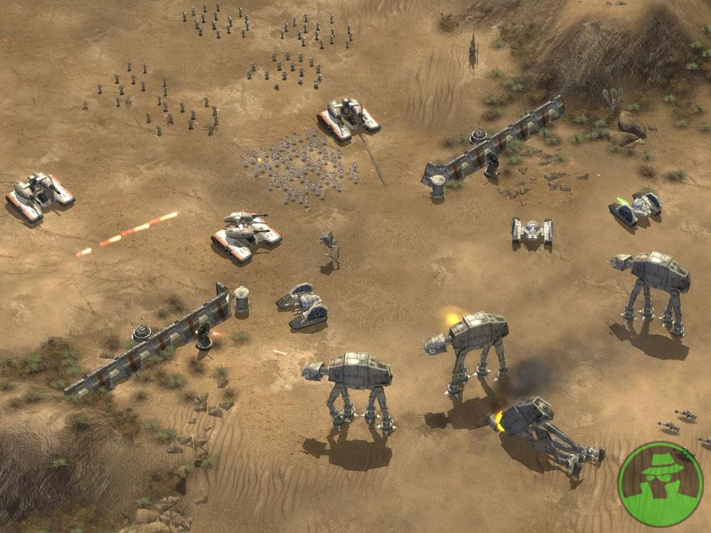 Через три года после закрытия онлайн режима Star Wars: Empire at War его решили возобновить