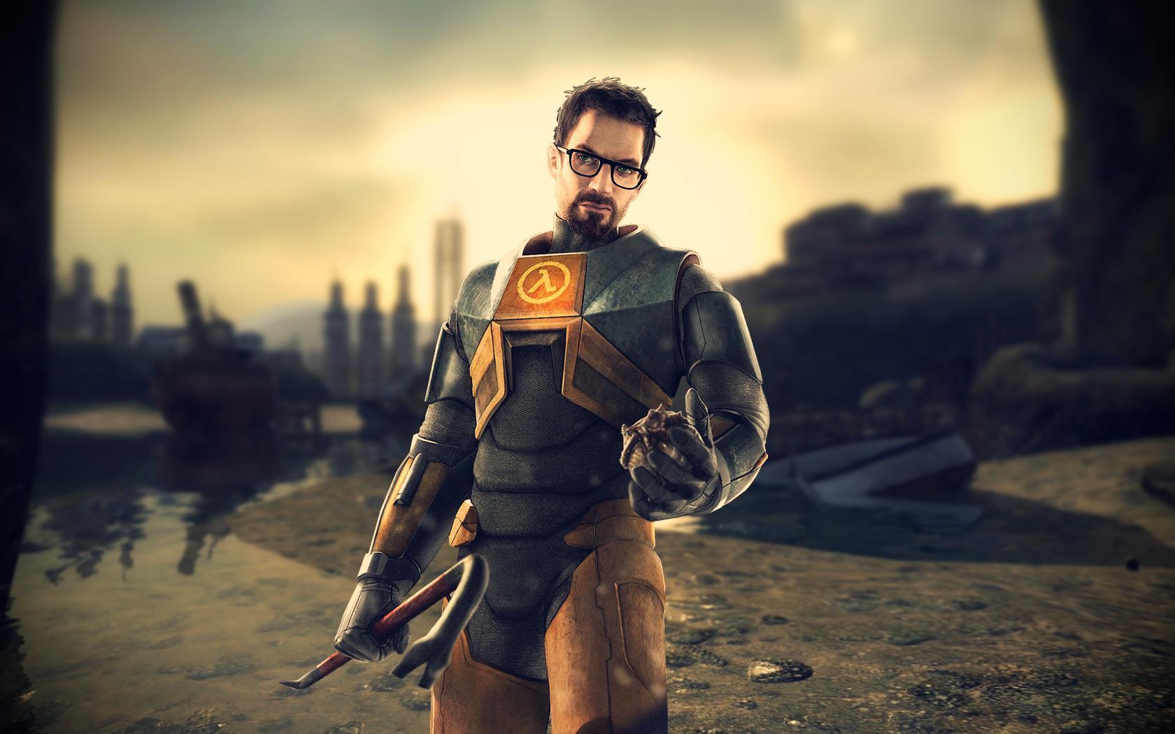 Теперь есть возможность поиграть в Half-Life 2 на движке Half-Life 1