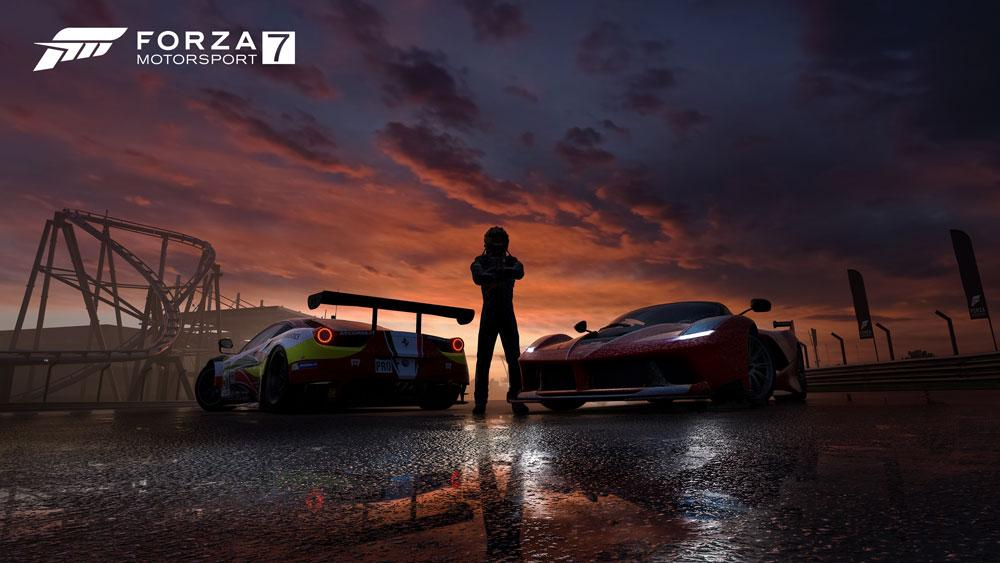 У игры Forza Motorsport 7 появилась демоверсия для платформ XONE и Windows 10