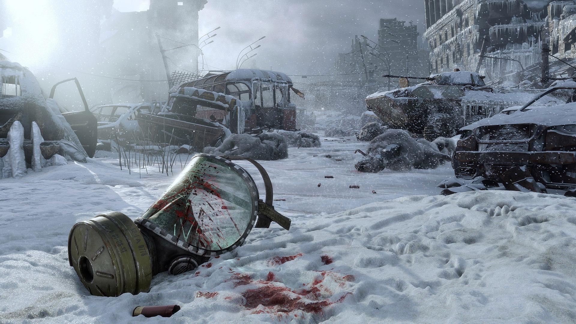 Уже доступен целый уровень из грядущей Metro: Exodus