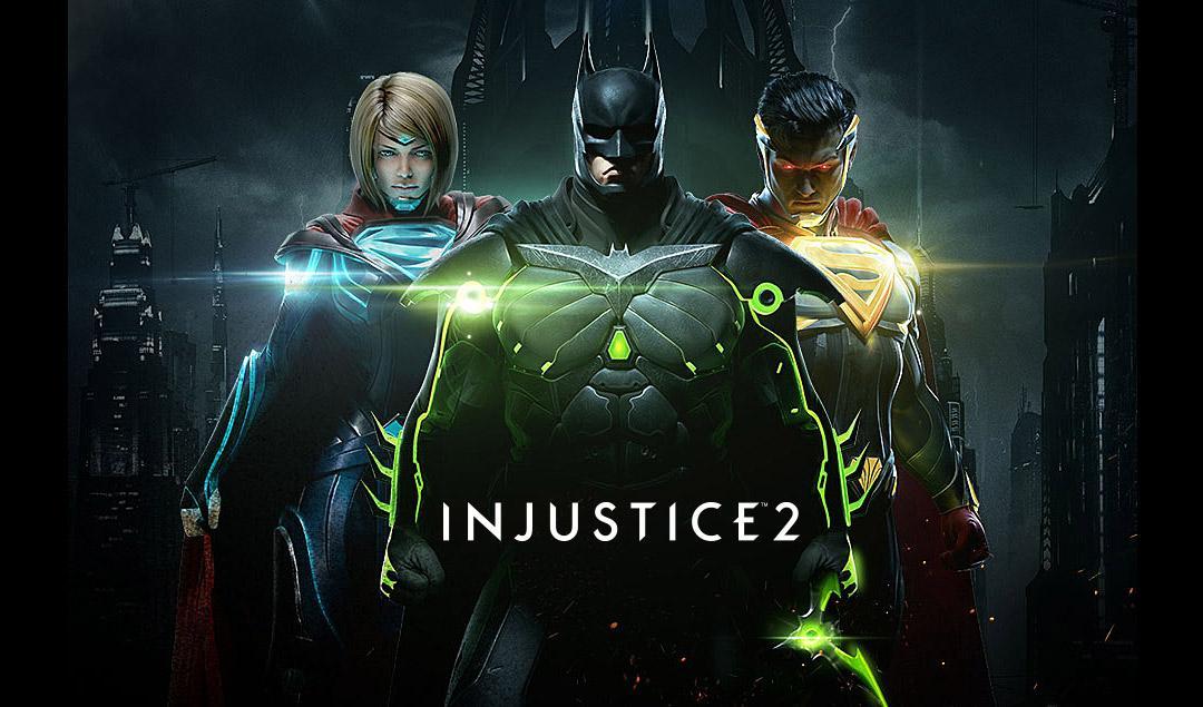 В ходе обновления игры Injustice 2 некоторые персонажи лишились экипировки