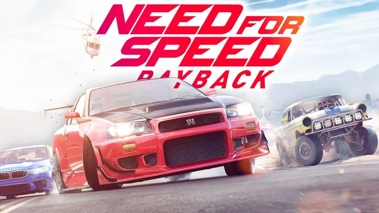В новой Need for Speed Payback будет самый большой открытый мир в серии