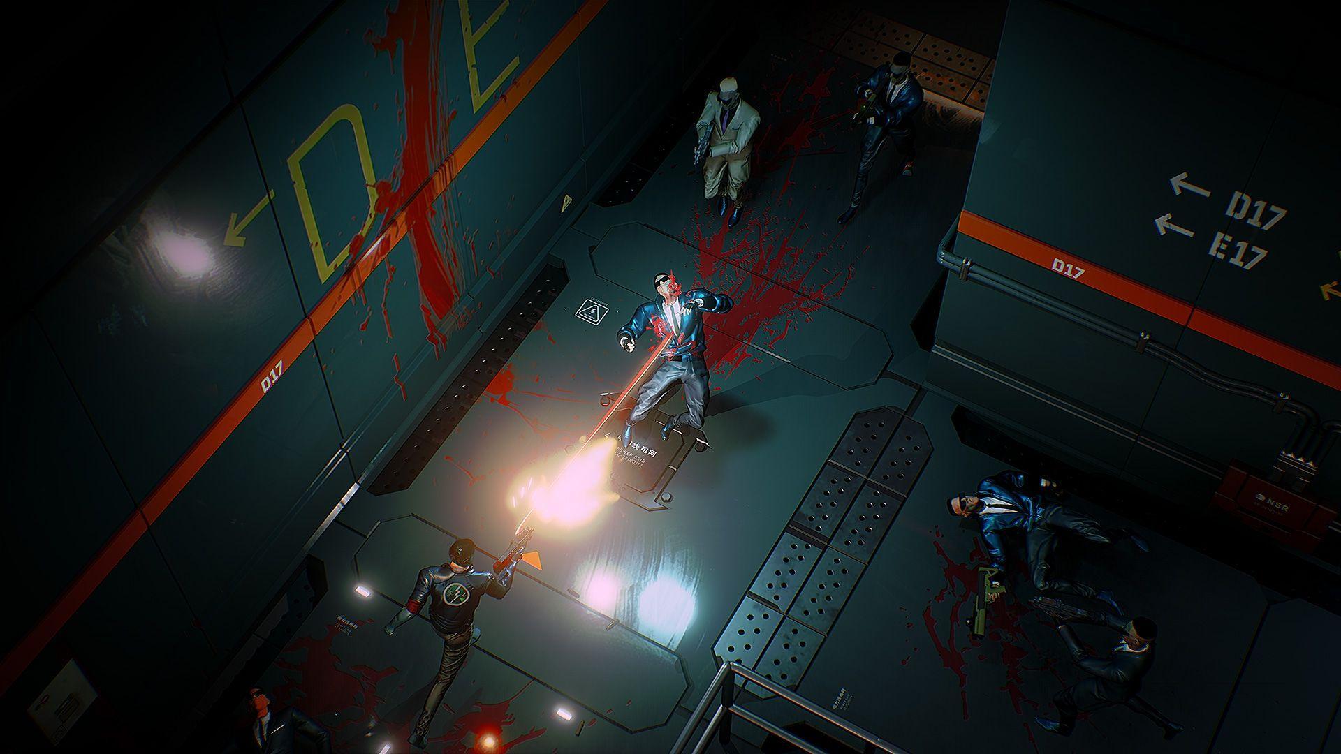В новом видео к игре RUINER можно увидеть противостояние с боссами