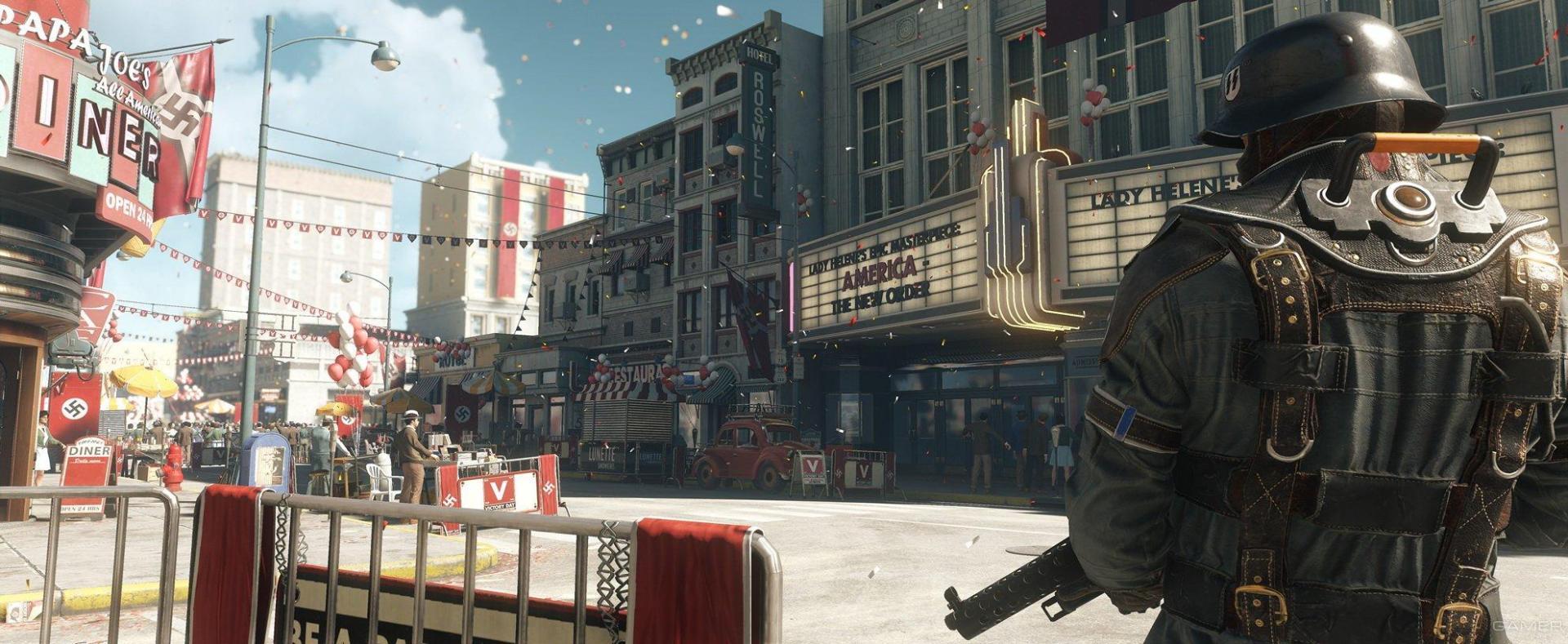 В сети появился новый трейлер Wolfenstein 2: The New Colossus с русской озвучкой