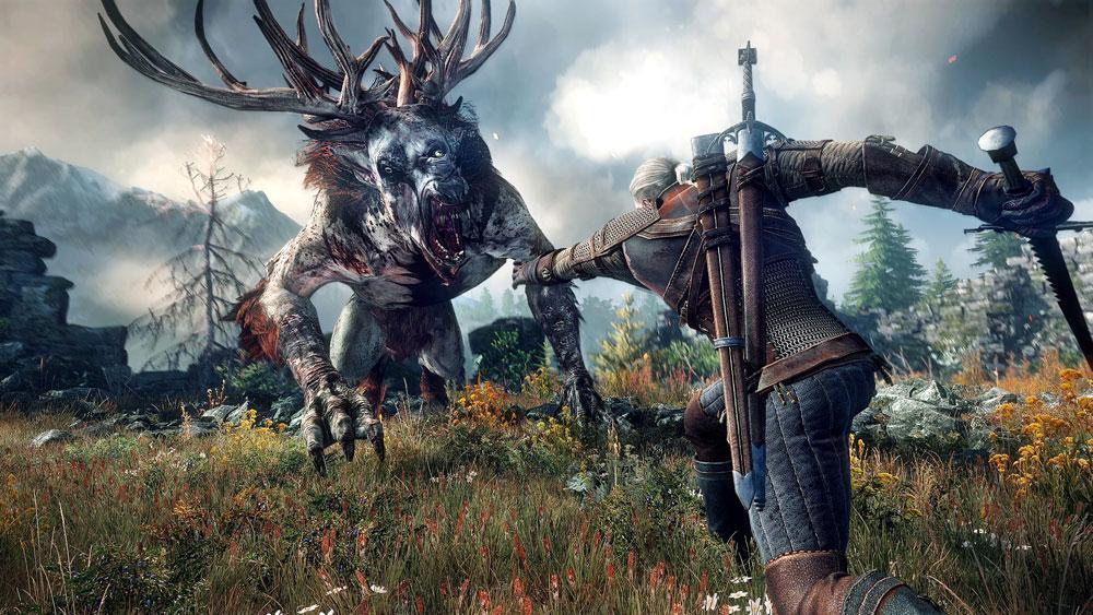 «Ведьмак 3: Дикая Охота» обрадует владельцев PS4 Pro важными обновлениями