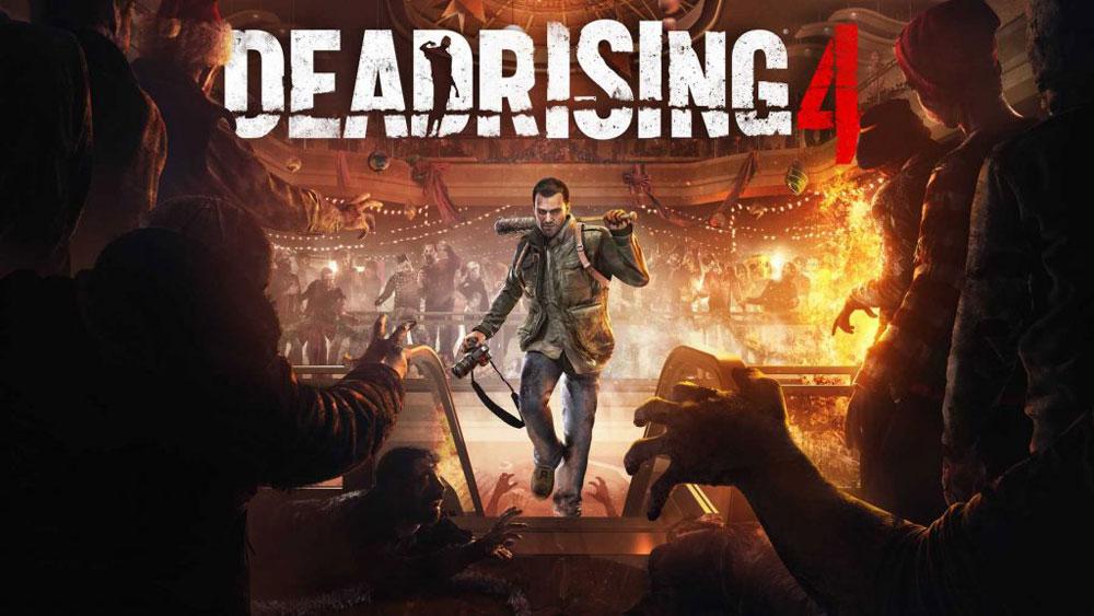 Владельцы PS4 смогут насладится 4 частью серии Dead Rising к концу года