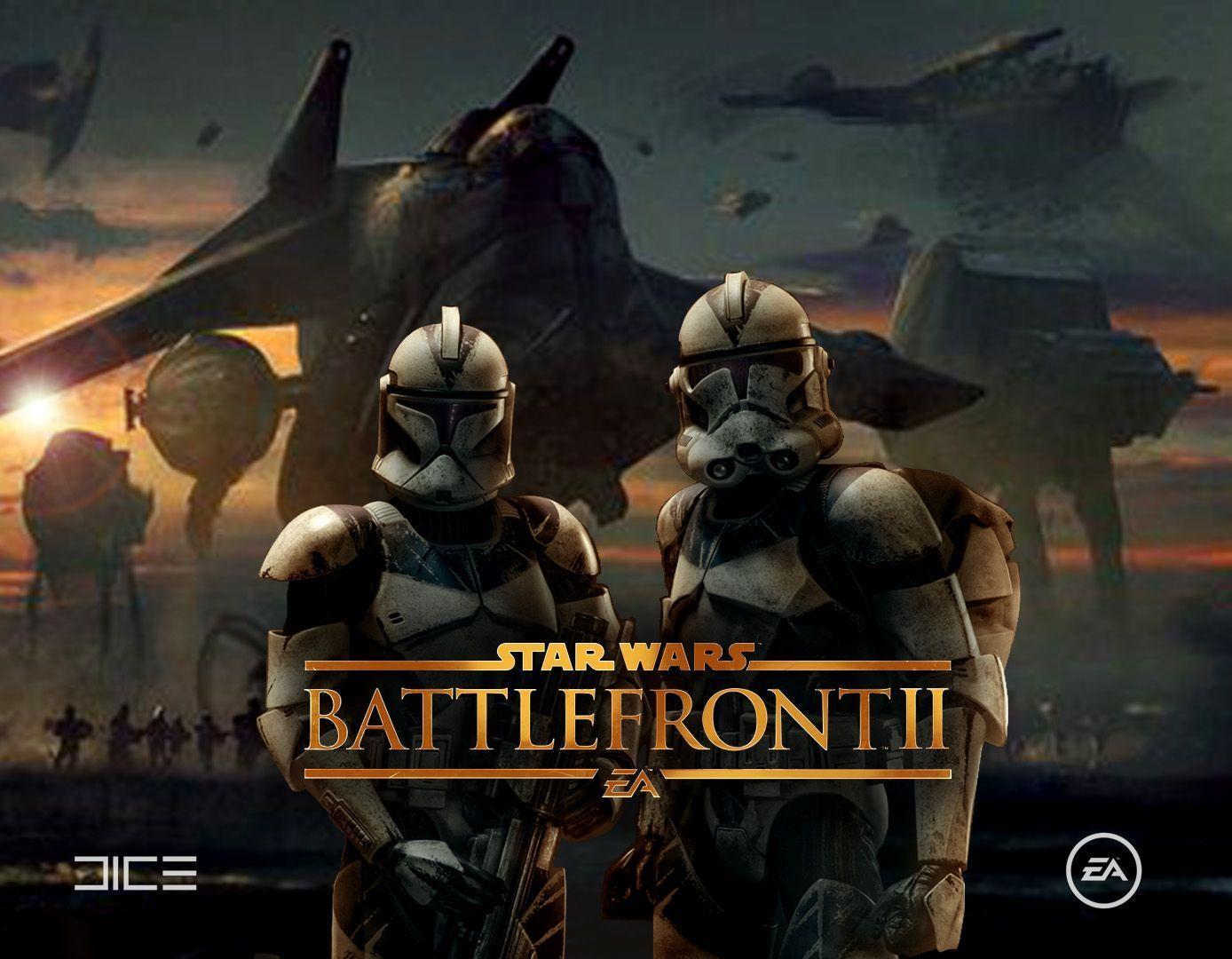 Вышел новый ролик о Star Wars: Battlefront 2