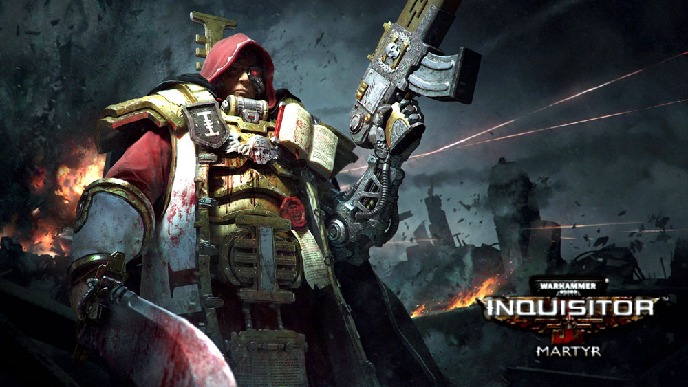 Warhammer 40000: Inquisitor – Martyr доступна в раннем доступе в Steam