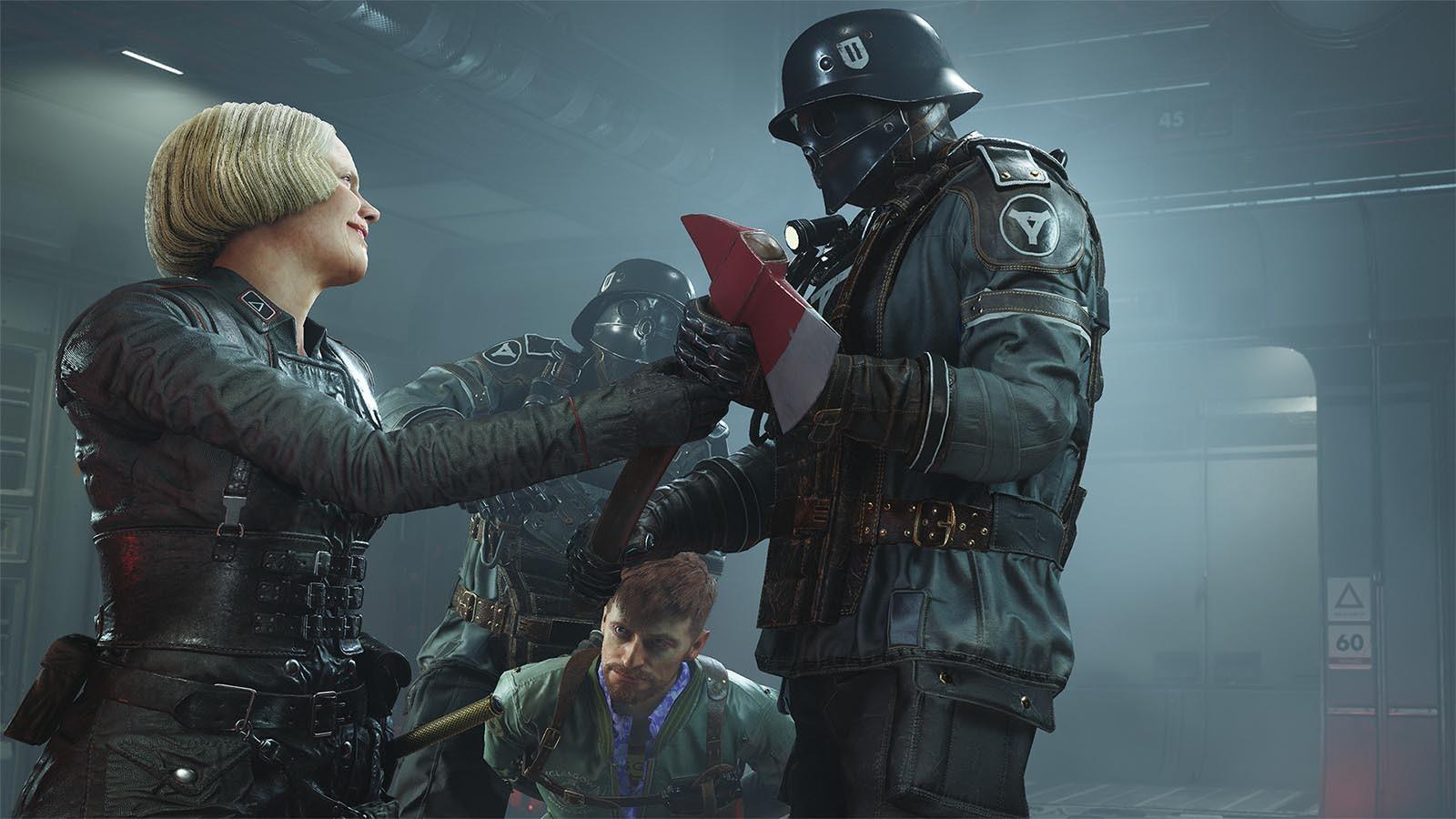 Wolfenstein 2: The New Colossus придёт на Nintento Switch