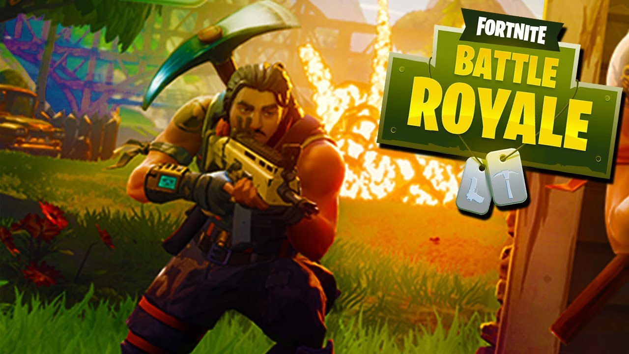 Fortnite: Battle Royale — самая популярная