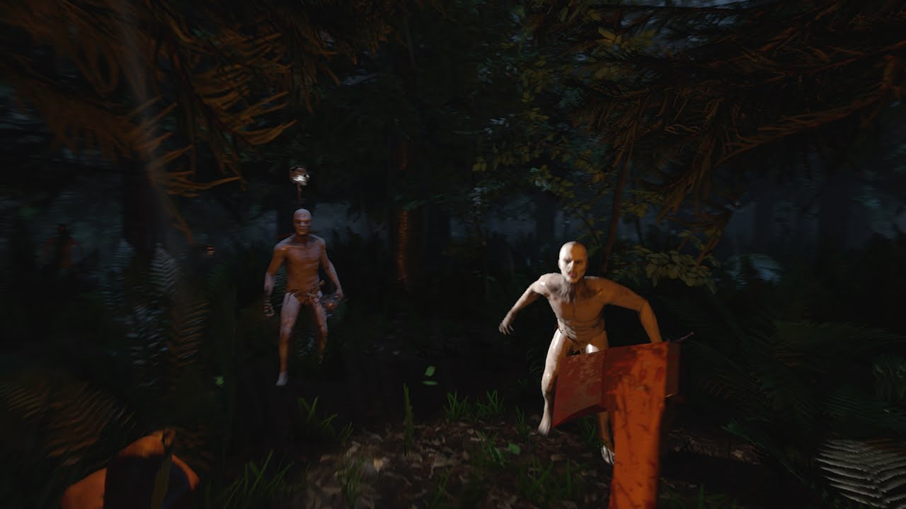 Игра про выживание The Forest покидает ранний доступ