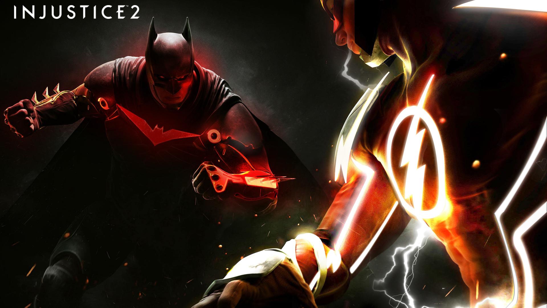 Injustice 2 совершенно бесплатно