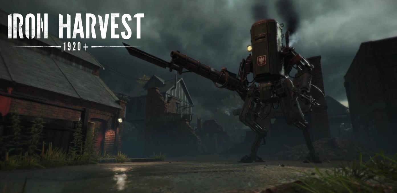 Iron Harvest собрала необходимую сумму наKickstarter