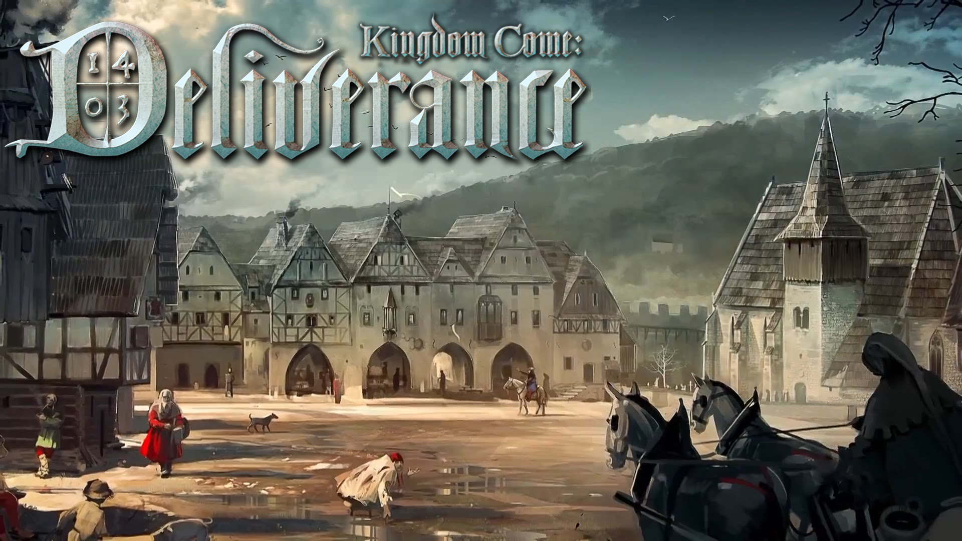 Новый патч для Kingdom Come: Deliverance