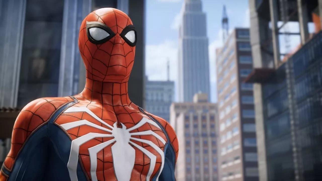 Открытый мир вновой Spider-Man