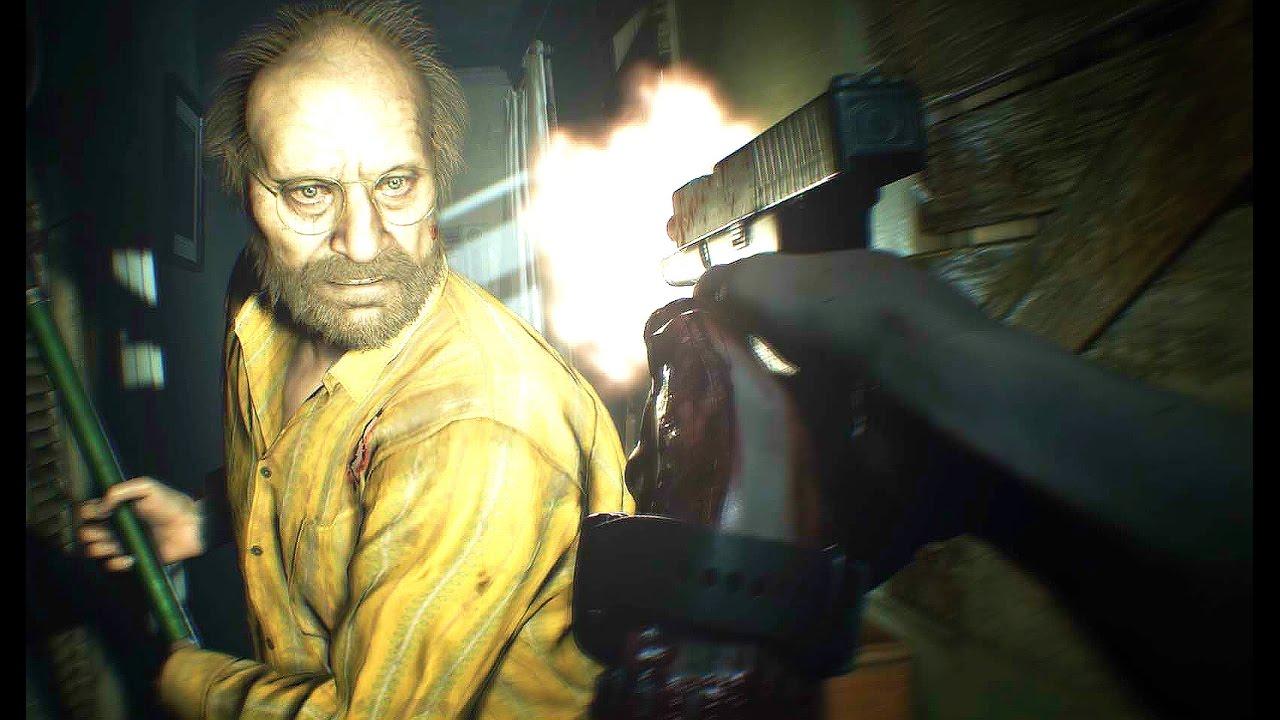 Продажи Resident Evil 7