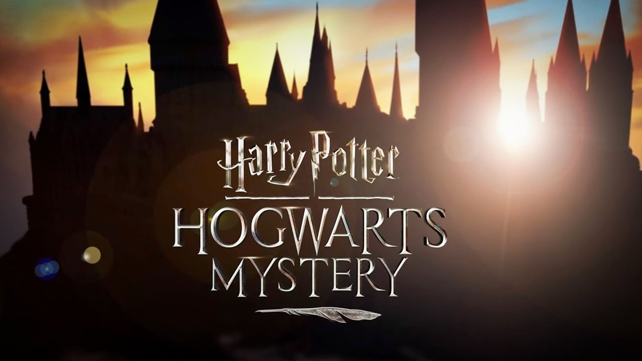 Релиз Harry Potter: Hogwarts Mystery