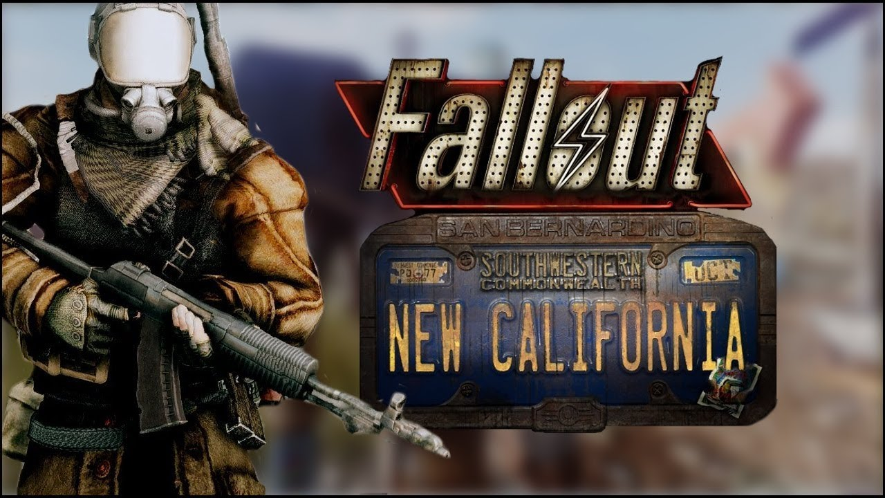Трейлер Fallout: New California
