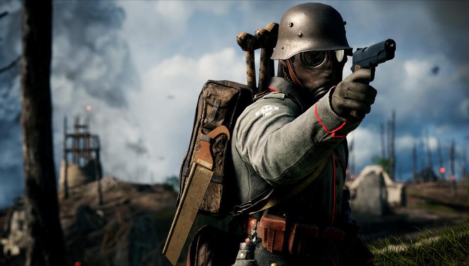 Вновой Battlefield возможно появится режим