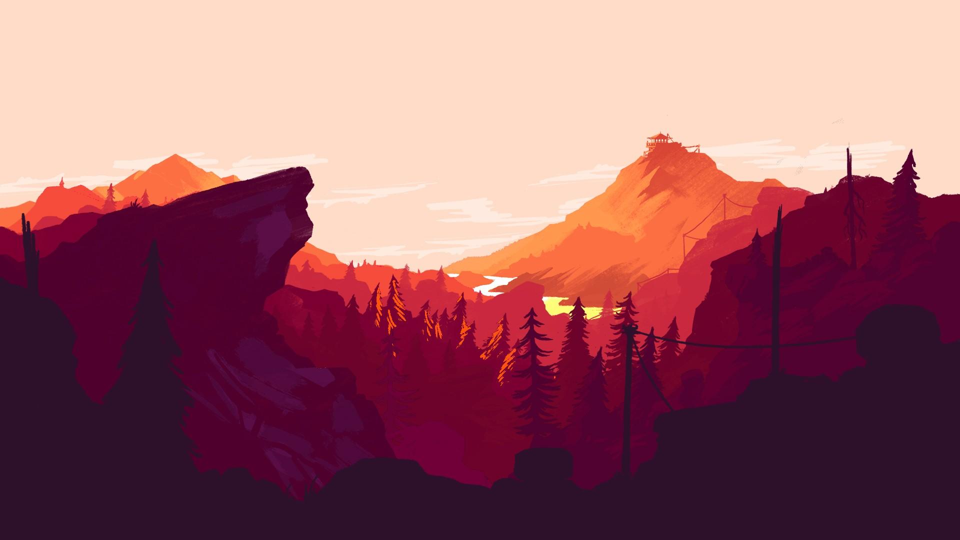 Valve поглотила студию,которая выпустила Firewatch