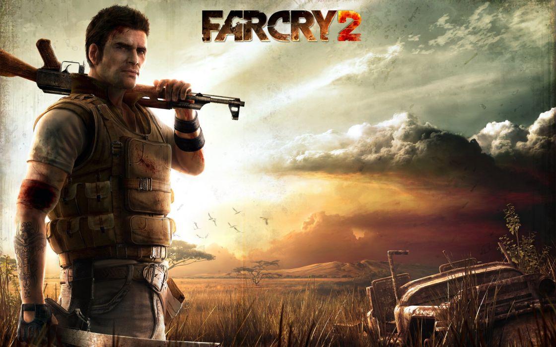 Вышло видео, где сравнивается Far Cry 5 иFar Cry 2