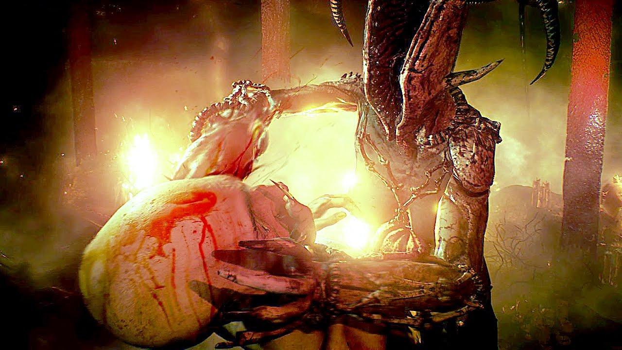 Засколько часов можно пройти ужастик Agony полный мяса, крови иголых демонов?