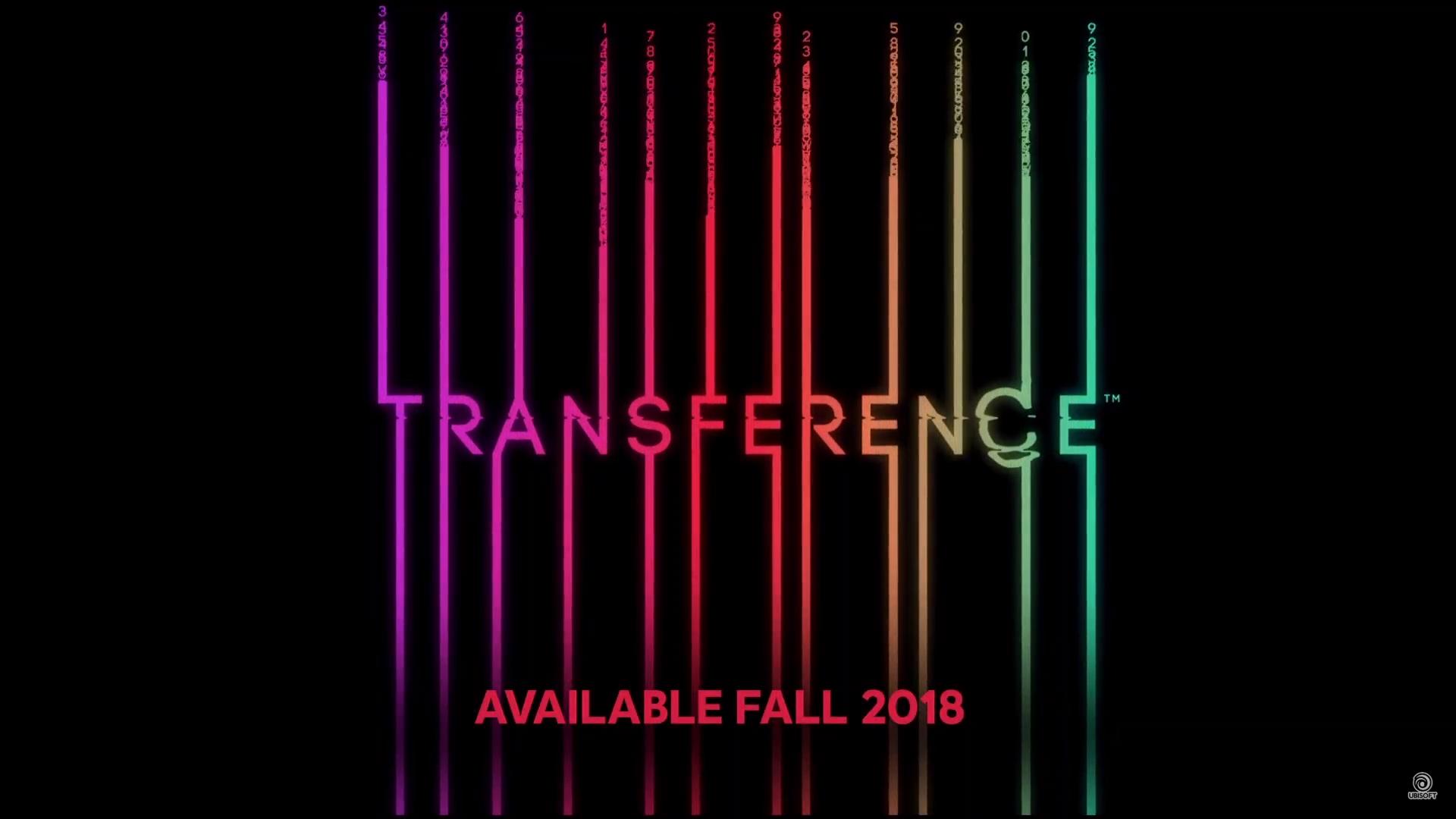 Анонс необычногохоррора Transference отUbisoft
