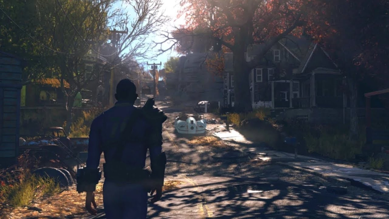 Fallout 76 небудет вSteam