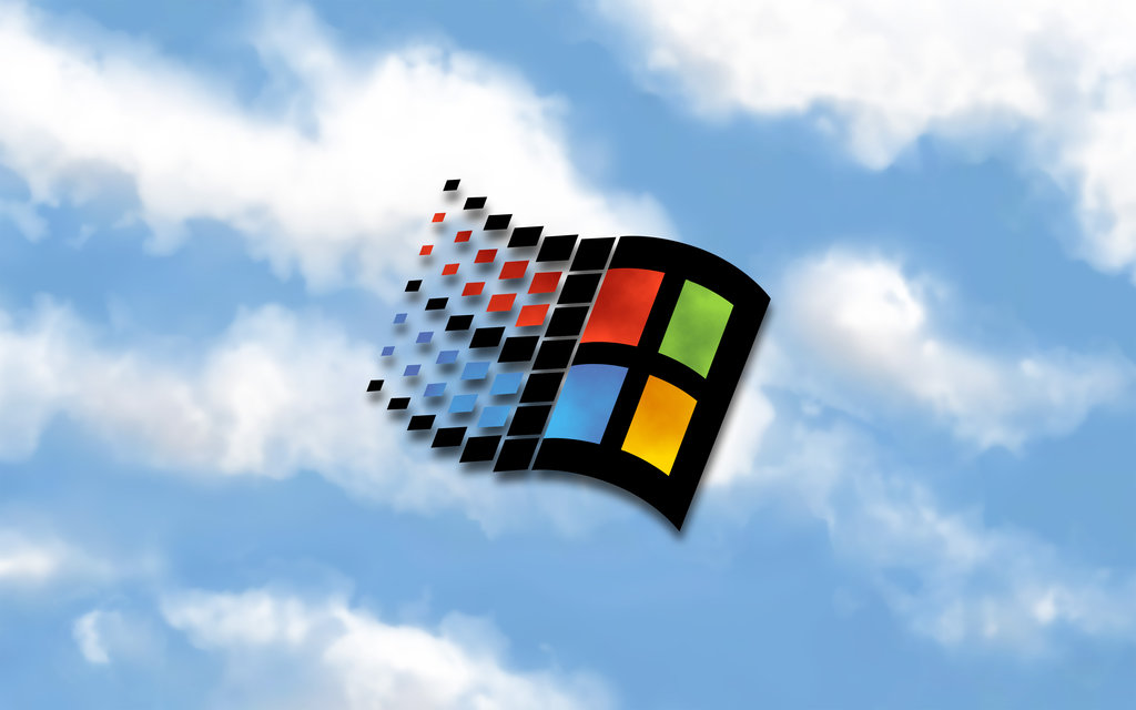 Хотите снова запустить Windows 95?
